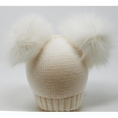 Calotta rasata 100% lana...
